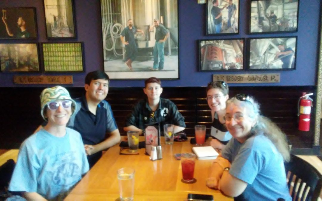 Local Group Meetings in September 2019: