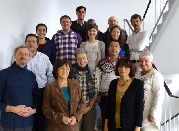 Students at Poznan Interlinguistics Program, courtesy Ilona Koutny and ESF
