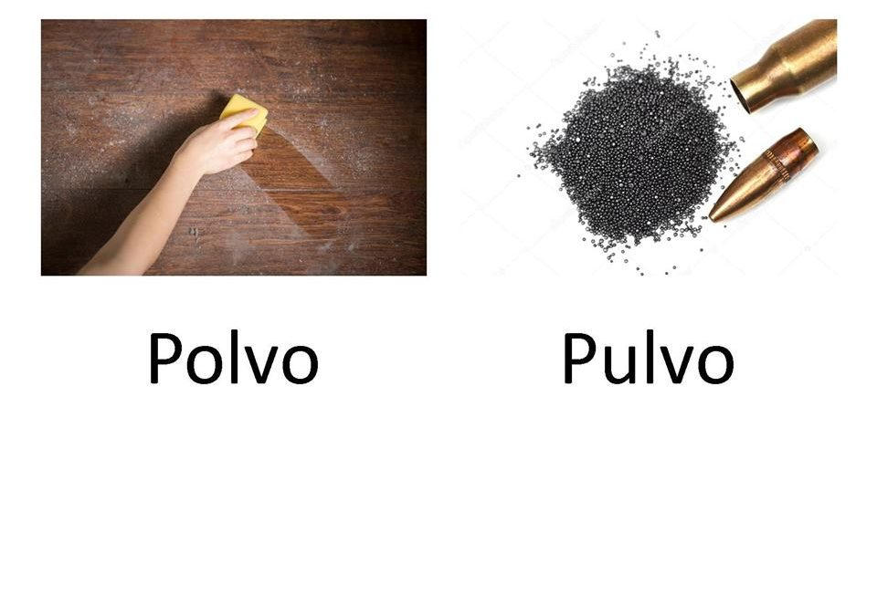 pic of pulvo or powder by pick of pulvo or gunpowder