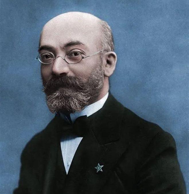 bildo de zamenhof, picture of zamenhof